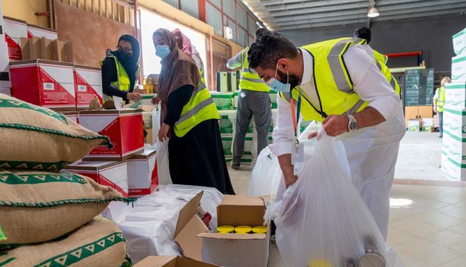 موظفو نيوم يتطوعون لدعم الجمعيات الخيرية المحلية