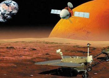 إدارة الفضاء الصينية تنشر صورًا جديدة من المريخ