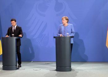 ألمانيا تواصل إصرارها على إجراء انتخابات في شرق أوكرانيا
