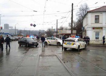 أنفجار مكتب بريد في أوديسا