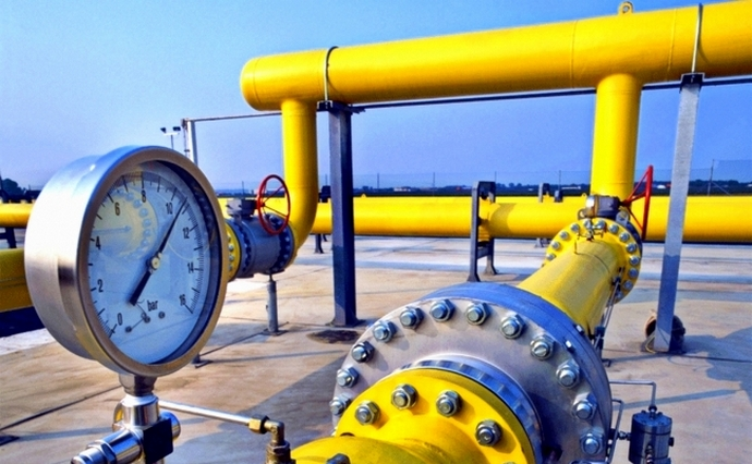 التوقيع على قانون إعادة هيكلة ديون الغاز في السوق من قبل زيلينسكي