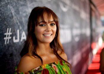 الممثلة دينا الشهابي