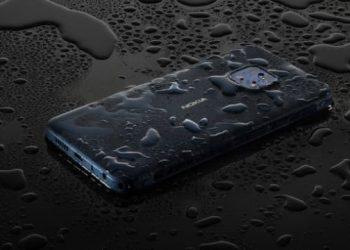 ترقية الهاتف في عام 2001، قدمت نوكيا هاتفًا ذكيًا مزودًا بتقنية5G