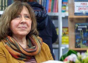 رفع دعوة قضائية على مركز القلم البيلاروسي الحائز على جائزة نوبل