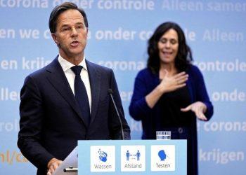 زعيم هولندي يقول إن تخفيف الإغلاق كان خطأ في التقدير