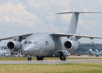 شركة أنتونوف-كندا تقرر تجميع طائراتها من طراز An-74TK-200 في أوكرانيا