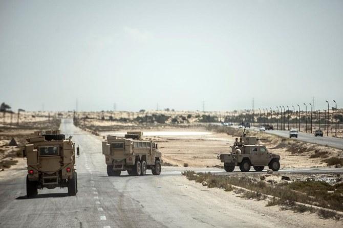 مقتل 5 جنود في سيناء اثر هجوم لداعش