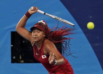 نجمة التنس نعومي أوساكا تخرج من أولمبياد طوكيو