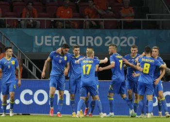منتخب أوكرانيا لكرة القدم سيلعب اليوم ضد إنجلترا