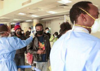 أكثر من سبعة ملايين إصابة بفيروس كورونا في إفريقيا.