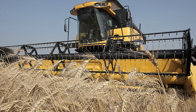 أوكرانيا تتوقع محصول قمح قياسي هذا العام