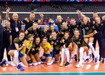 أوكرانيا تصل إلى ربع نهائي بطولة أوروبا للكرة الطائرة للسيدات قبل الموعد المحدد