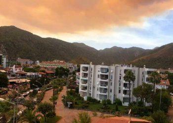 إطفاء جميع حرائق الغابات في تركيا