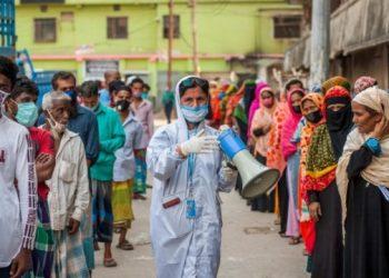 ارتفاع عدد الإصابات بفيروس كورونا في العالم إلى ما يقرب من 207 ملايين