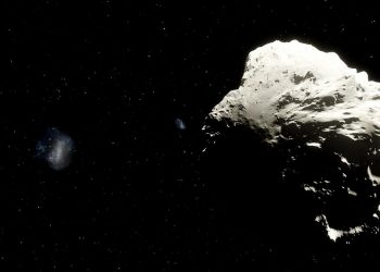 اقتراب كويكب ضخم من الأرض