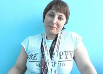 الأوكرانية أولينيك تفوز بالميدالية الفضية في أولمبياد طوكيو للمعاقين في رفع الأثقال