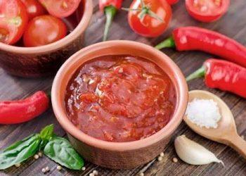 الاستعدادات لفصل الشتاء، خلطة الطماطم والثوم