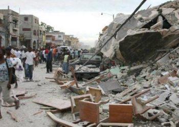 الزلزال الذي ضرب هايتي يتسبب في مقتل أكثر من 1400 شخص