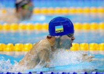 السباحون الأوكرانيون يحصلون على الميداليات البرونزية في أولمبياد المعاقين 2020
