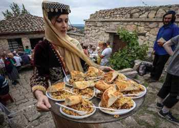 الطعام المفضل للشعوب الأصلية في أوكرانيا