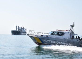 العثور على سفينة لوثت المياه في البحر الأسود قبالة سواحل أوكرانيا