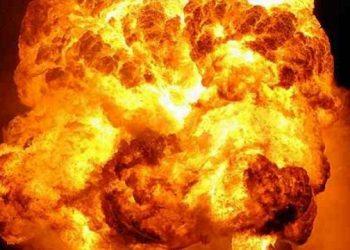 انفجار منصة نفطية في خليج المكسيك