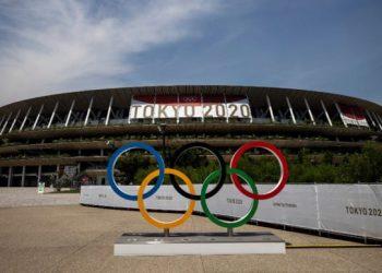 بدء الحفل الختامي لأولمبياد 2020 في طوكيو.