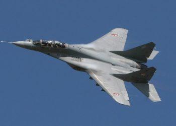 تحطم طائرة عسكرية في جنوب روسيا