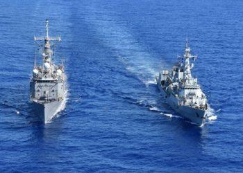 تركيا وباكستان تجريان تدريبات مشتركة في البحر الأبيض المتوسط