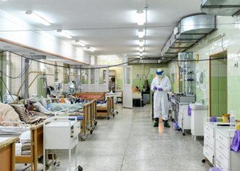 تسجيل 2082 حالة إصابة بفيروس كورونا يوميًا في أوكرانيا