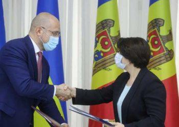 تعديل اتفاقية التجارة الحرة بين أوكرانيا ومولدوفا