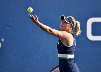 خمسة لاعبين تنس أوكرانيين يتنافسون في بطولة الولايات المتحدة المفتوحة