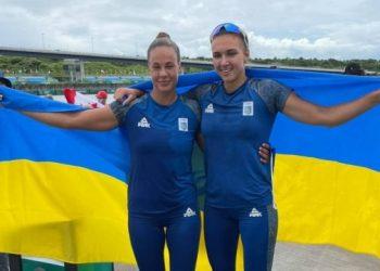 زوارق الكانو الأوكرانية تفوز بالميدالية الفضية في الأولمبياد