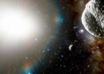 سجل العلماء كويكبًا فائق السرعة وهو أقرب إلى الشمس من عطارد