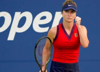سفيتولينا تصل إلى الدور الثاني من بطولة أمريكا المفتوحة