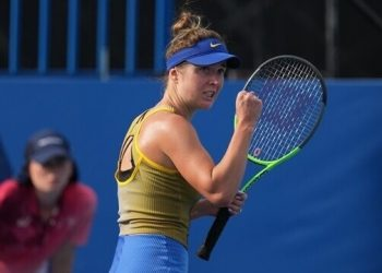 سفيتولينا هزمت بيترسون ووصلت إلى نهائي بطولة اتحاد لاعبات التنس المحترفات 250 في شيكاغو