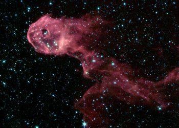 علماء الفضاء يكتشفون سديما يشبه جذع الفيل
