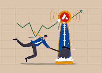 عملة إلكترونية ترتفع 350% خلال شهر وتقترب من 60$