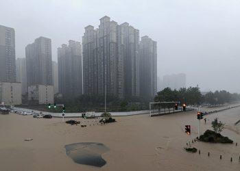كارثة في الصين اودت بحياة أكثر من 300 شخص