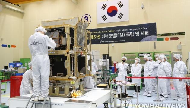 كوريا الجنوبية تستعد لاستكشاف القمر.