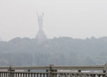 كييف من بين عشرين مدينة تعاني من التلوث الهوائي