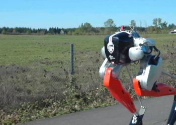 لأول مرة في التاريخ: روبوت يركض خمسة كيلومترات بمفرده