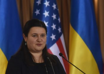 ماركاروفا: الاستعدادات لزيارة زيلينسكي للولايات المتحدة على وشك الانتهاء