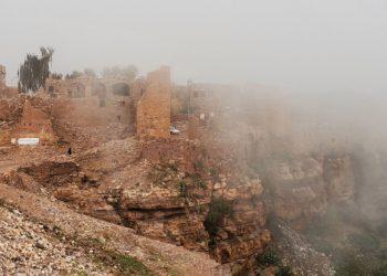 مدينة كوكبان اليمنية: المدينة التي تعانق السحب