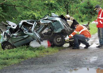 مقتل ثلاثة من رجال الأمن في حادث في منطقة أوديسا وأصيب آخر
