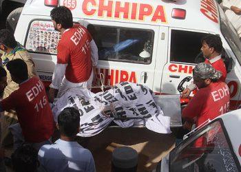 هجوم إرهابي في باكستان أدى الى مقتل شخصين
