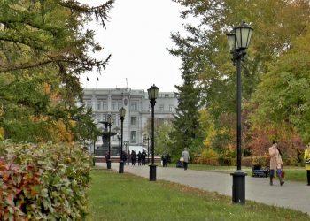 وقعات من علماء المناخ بأن يكون فصل الخريف هذا العام دافئًا وجافًا في أوكرانيا.