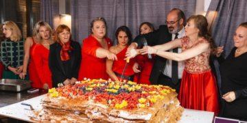 احتفال مؤتمر نادي سيدة الأعمال