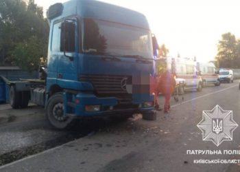 اصطدام شاحنة وسيارة في كييف مما أسفر عن مقتل شخصين وإصابة ثلاثة