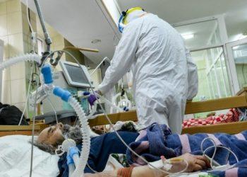 اكتشاف 7866 حالة إصابة جديدة بـ COVID-19 في أوكرانيا